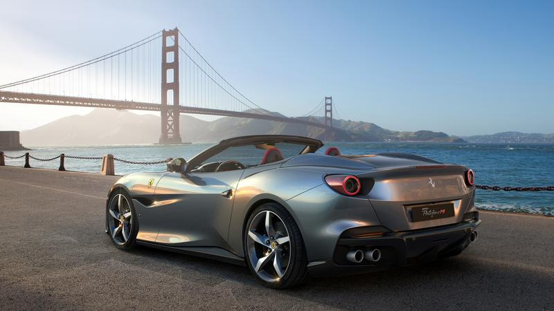 Ferrari gives GT bestseller a makeover with new Portofino M