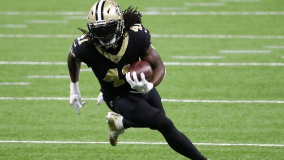 Sixth-year balloon payment got Alvin Kamara to $15 million per year